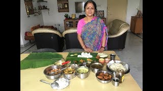 Tamil New Year Special Meal  !!!