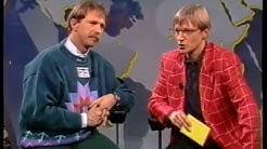 DAS AKTUELLE SPORTSTUDIO mit NORBERT KÖNIG + ZDF ANSAGEN & VORSCHAU (05.02.1994) - FRAGMENT