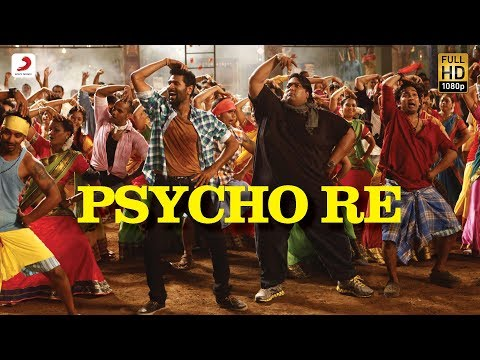 Psycho Re - ABCD - Any Body Can Dance...