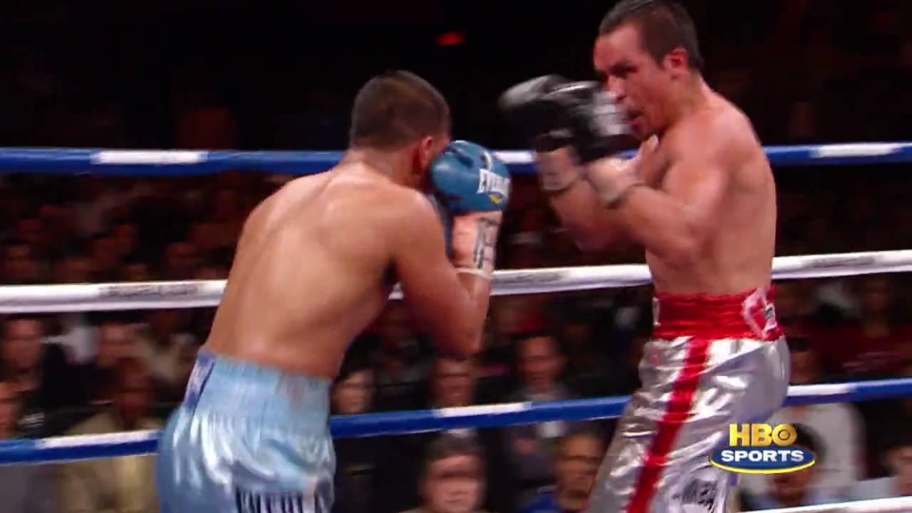 Youtube: Marquez Vs. Diaz (HBO Boxing)
