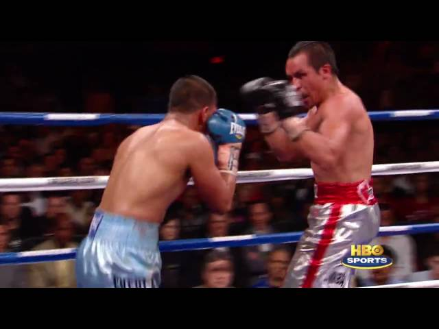 Fights of the Decade - Marquez vs. Diaz (HBO Boxing)