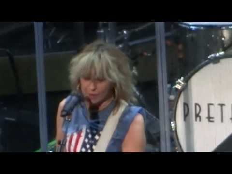 The Pretenders Live 2016 =] Middle of the Road [= Toyota Center :: Oct 29 :: Houston, Tx