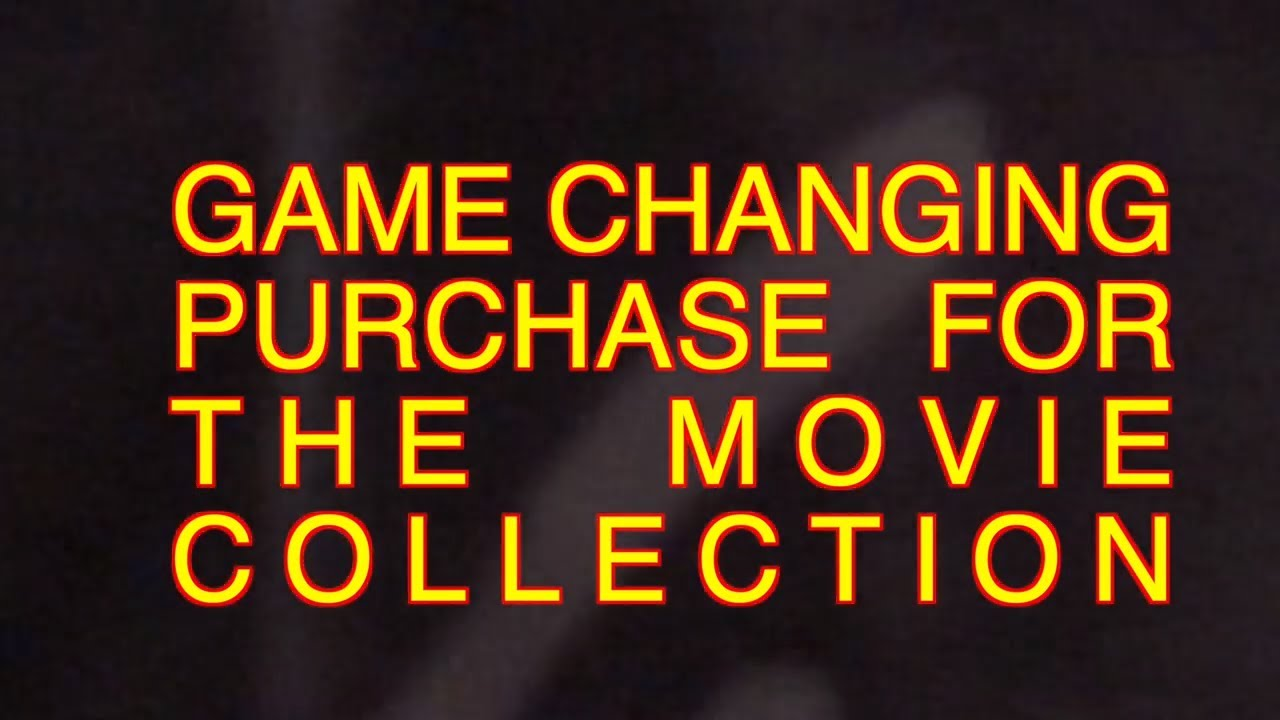 Download MAJOR UPDATE FOR THE MOVIE COLLECTION!