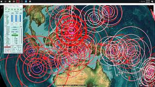 6/08/2018 -- Mayotte Volcano has not erupted in 4,500+ years = SWARMING w/ earthquakes thumbnail