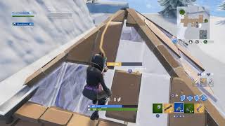 Fortnite practicing AIM