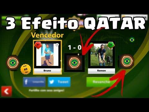 Soccer Stars - Bruno Sael 3° Efeito do Qatar