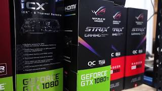 Asus trix gtx 1080 ti review and benchmark