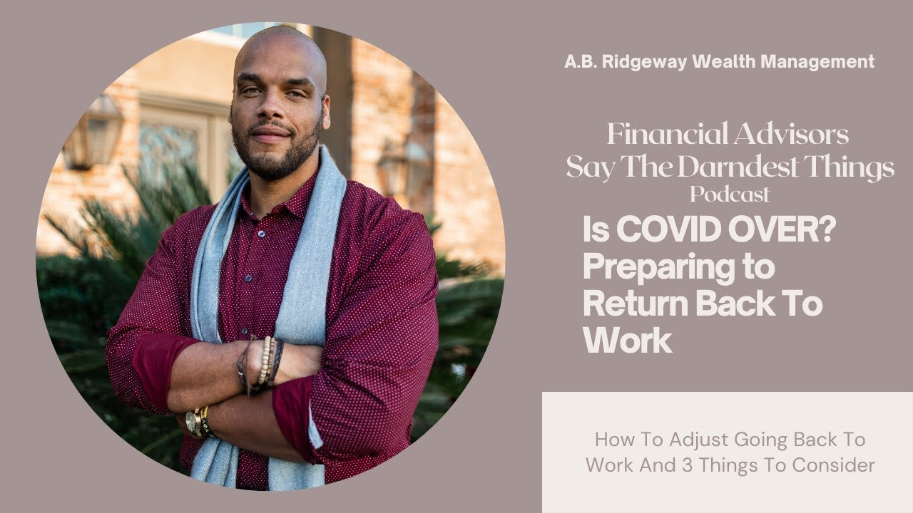 3 Financial Tips You Can Do Now To Prepare To Go Back To Work