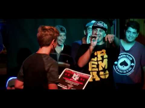 ECKO VS ALESIO - BATALLA DE EXHIBICIÓN   Gchhu al Mic Edición Especial 5/2. (DJ BlackLabel)