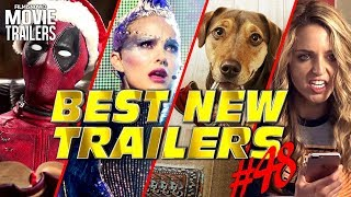 BEST NEW TRAILERS (2018) - WEEKLY Compilation #48