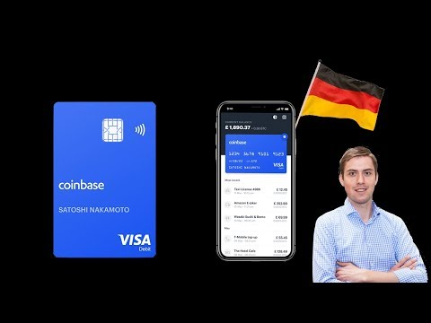 Coinbase Krypto Kreditkarte Ab Sofort In Deutschland Verfügbar 💳✅