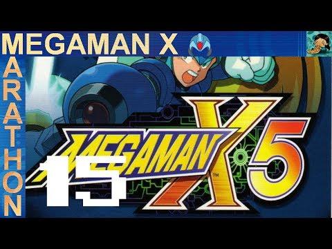 Mega Man X Marathon: Mega Man X5 (PSX) - Part 15 / Zero Space Stage 4: Rebirth (vs. Sigma)