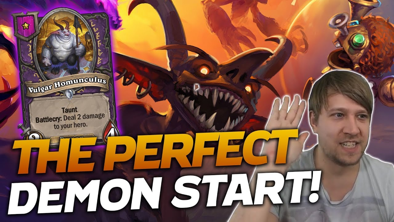 The Perfect Start to the Demons Comp! | Hearthstone Battlegrounds | Savjz