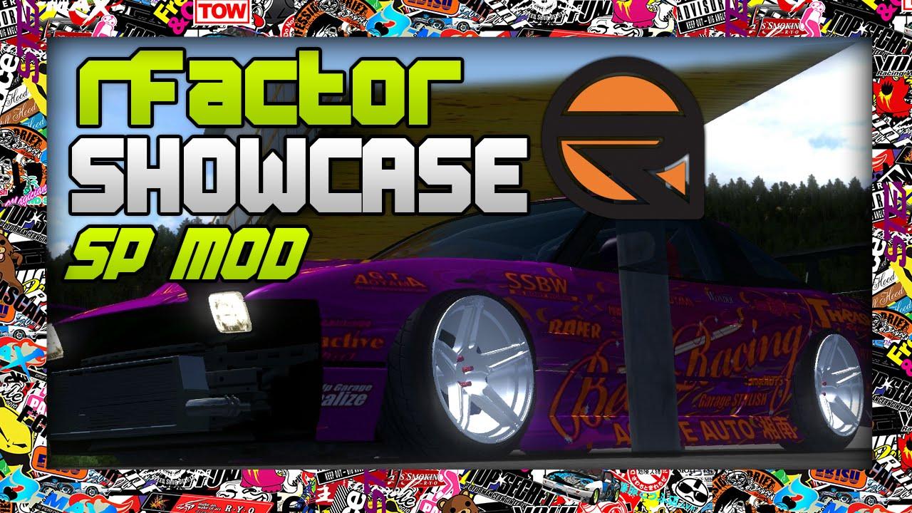rFactor - SP Mod Showcase