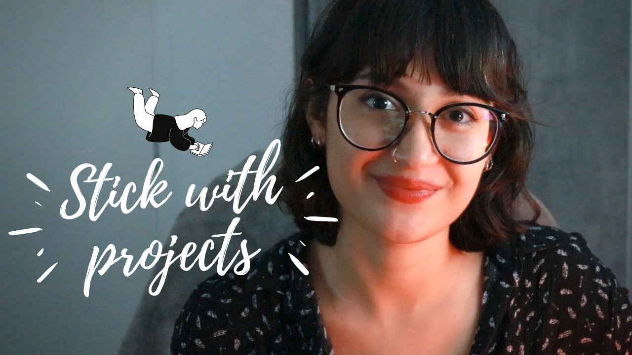 How To Stick With A Long-Term Project | ASMR ish