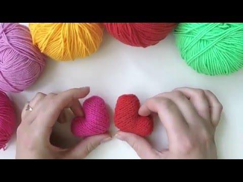 Как вязать спицами игрушки для начинающих