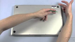 17-inch MacBook Pro Early 2009 Hard Drive/SSD Installation Video