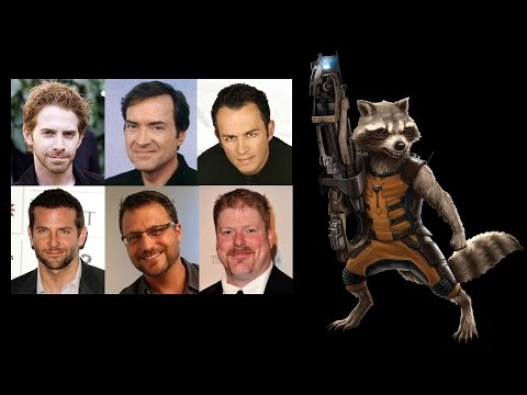 Listen To All Of The Different Voices Used For Rocket Raccoon In Recent Years