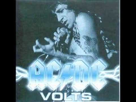 AC/DC - Backseat Confidential