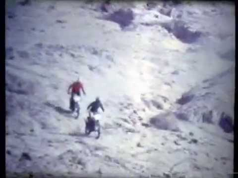San Diego AMA District 38 Motorcycle Desert Race 1972