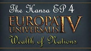Europa Universalis 4 Wealth of Nations - The Hansa Merchant Republic Let