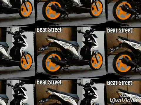 Modifikasi Velg Beat Street