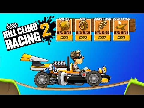 Hill Climb Racing 2 #21   Android Gameplay   Best Android Games 2018   Droidnation