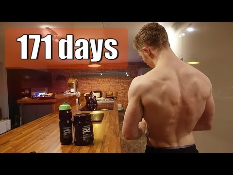 171 DAYS | My Road to Rio [Nile Wilson]