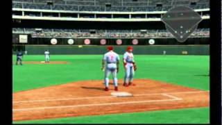 World Series Baseball 2K1 (Sega Dreamcast) Gameplay