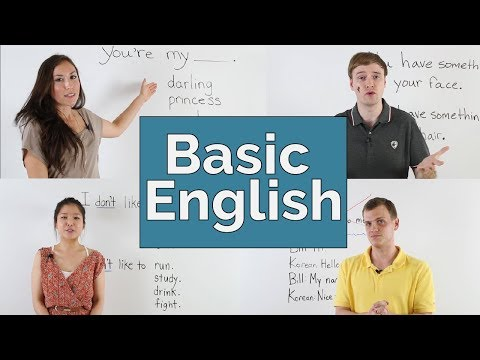 Learn English Conversation | Basic English Speaking Course |