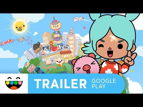 Toca Life World: Build stories & create your world(Unloc