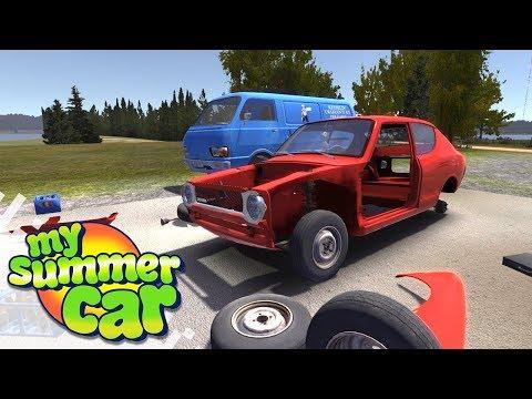 Fine, I'll Play It! - MY SUMMER CAR (Gameplay)