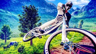 Descenders But I Pull Of The Sickest Bike Stunts Ever?!