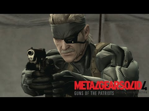 Content Library - Metal Gear Solid 4: Guns of The Patriots - YouTube
