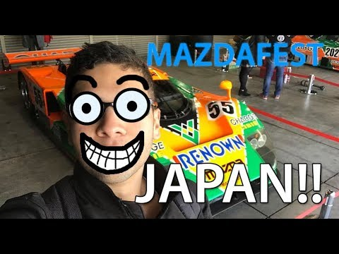 MazdaFest Japan, Dec 2-3 2017 @ Okayama Circuit: 787B, 767B, Global MX-5 Cup, RX-7s, RX-8s