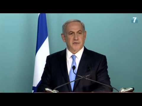 Netanyahu to UN Chief: Abbas Hasn't Condemned One Terror Attack