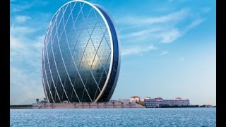 Aldar Headquarters Abhu Dhabi un edificio Circular