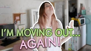 I'm moving out.... AGAIN (Eng subs) | Yuriko Tiger