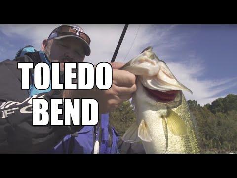 Toledo Bend Kayak Fishing | KBF OPEN Series | Kayak Bass Fishing