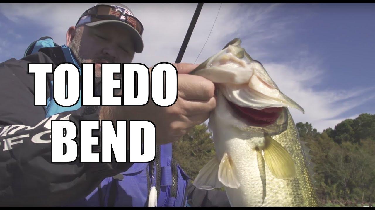 Toledo bend kayak fishing kbf open series kayak bass for Toledo bend fishing