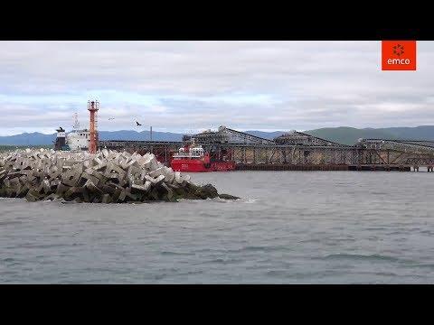 Порт Шахтёрск: достигнутые и новые рекорды — 2019 (Сахалин)