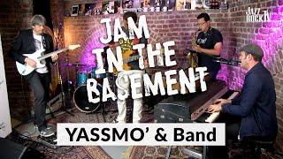 JazzrockTV #132 – Jam In The Basement – YASSMO'