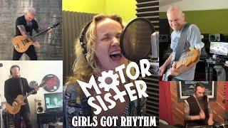 Motor Sister – Girls Got Rhythm (AC/DC Cover)