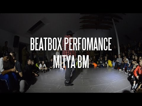 MITYA BM Beatbox performance @ OH MY STYLE Moscow