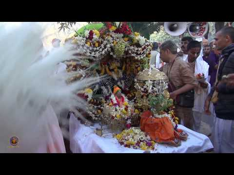 2017 Navadwip Mandala Parikrama.  Day2 - Part 9. A video overview.