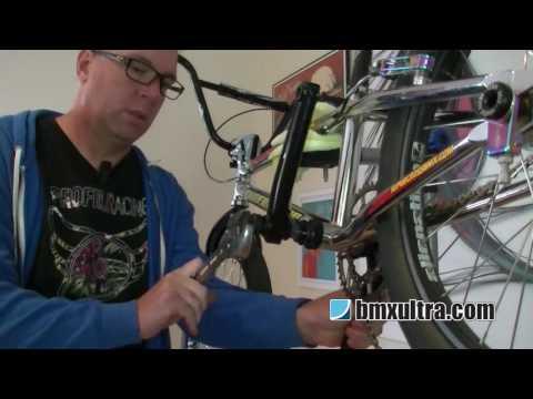 How To Install Your Profile Racing Elite BMX Cranks