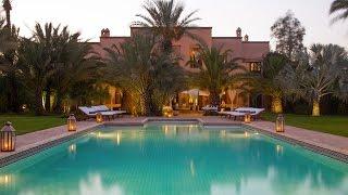 Villa Palmeraie Marrakech
