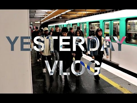 YESTERDAY VLOG - YouTube