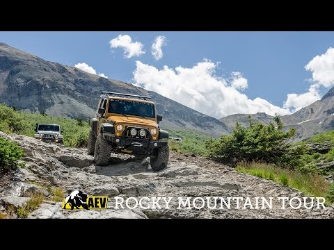 AEV Customer Tour : Colorado Rockies
