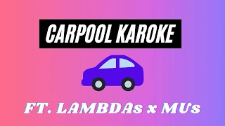 PGN Carpool Karoke